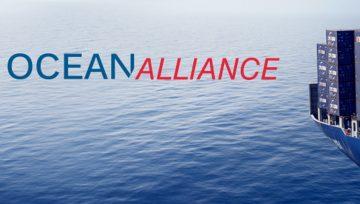 EVERGREEN LINE OCEAN ALLIANCE