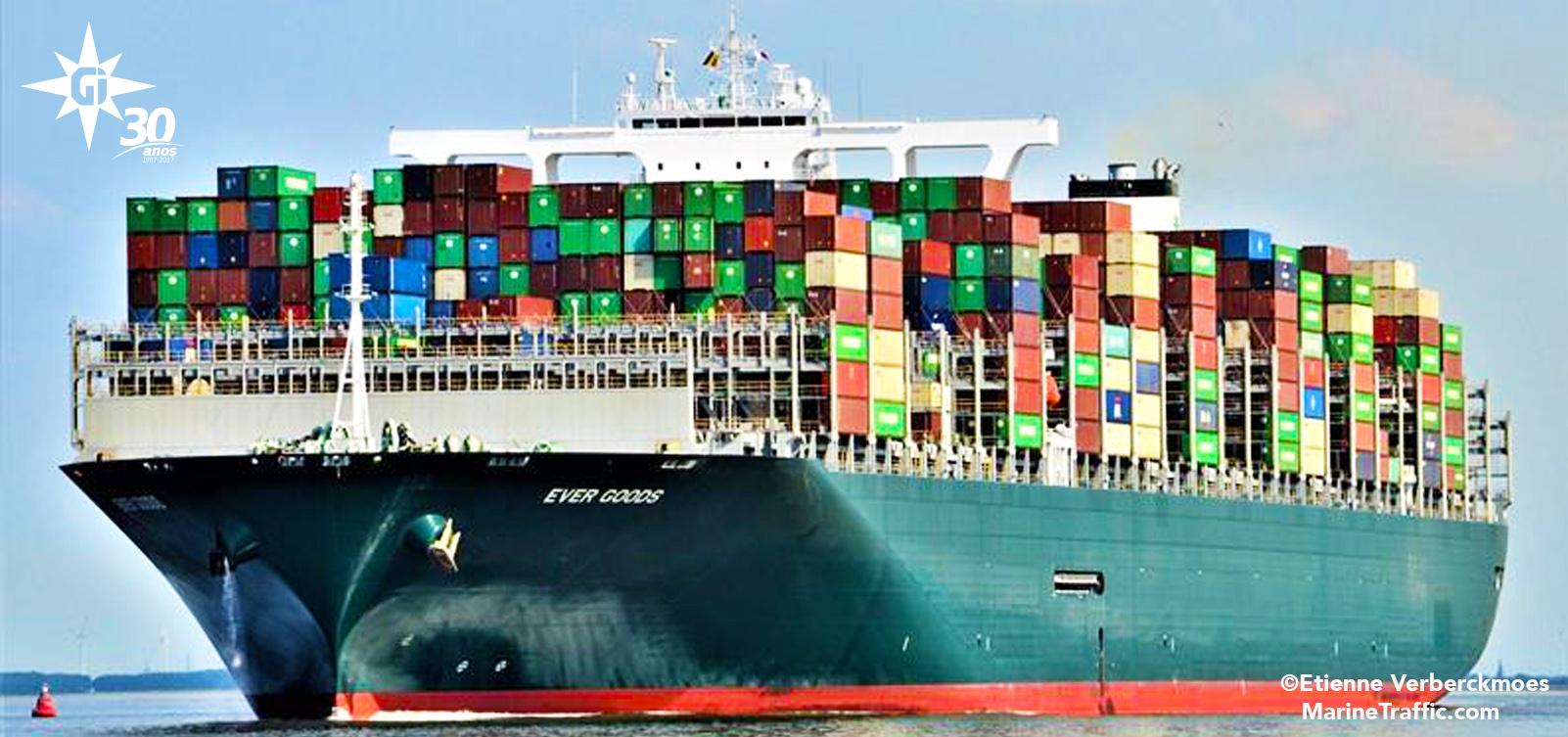 Ever Goods - Ship Evergreen