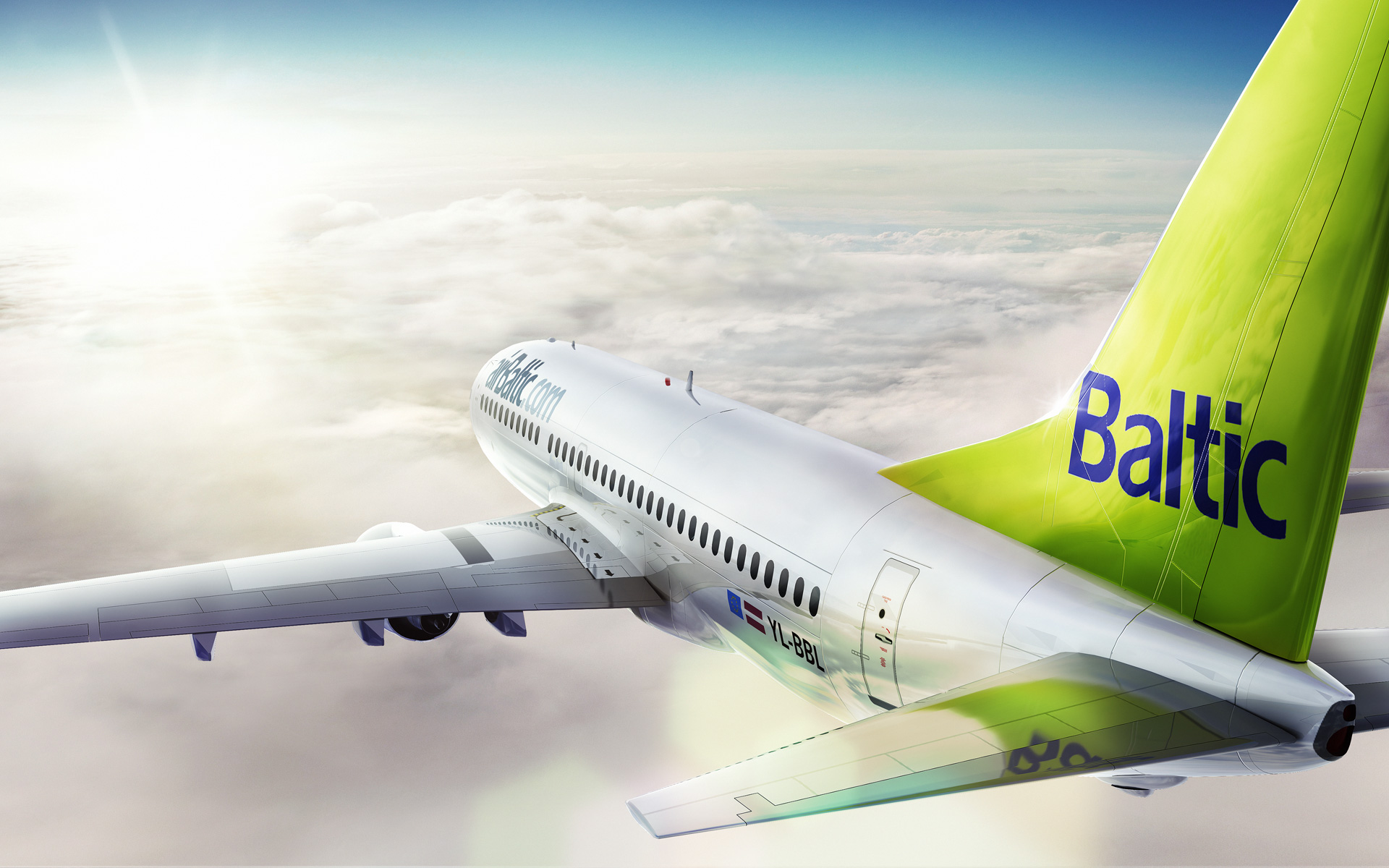 airBaltic airline