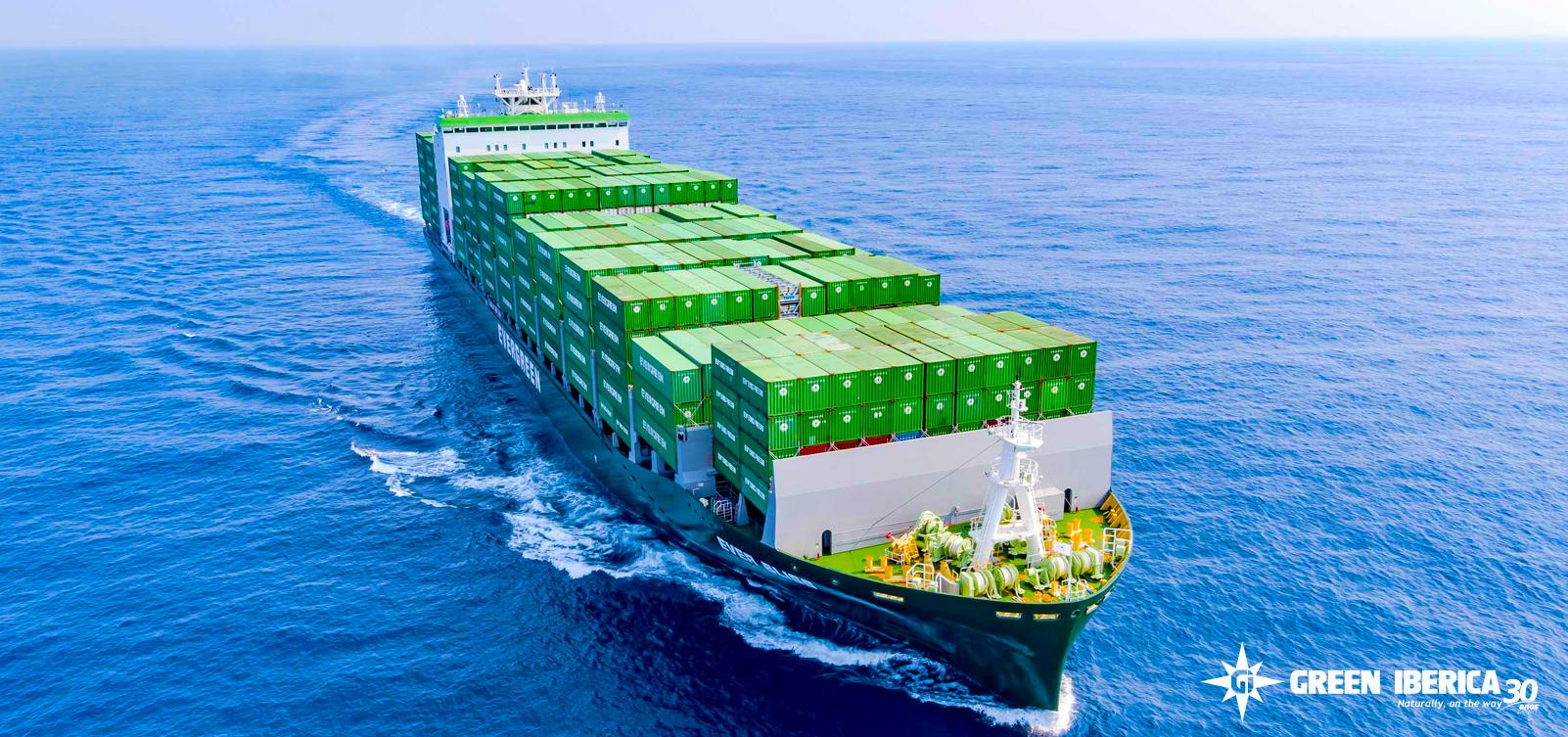 ever bliss GREEN IBERICA novos navios