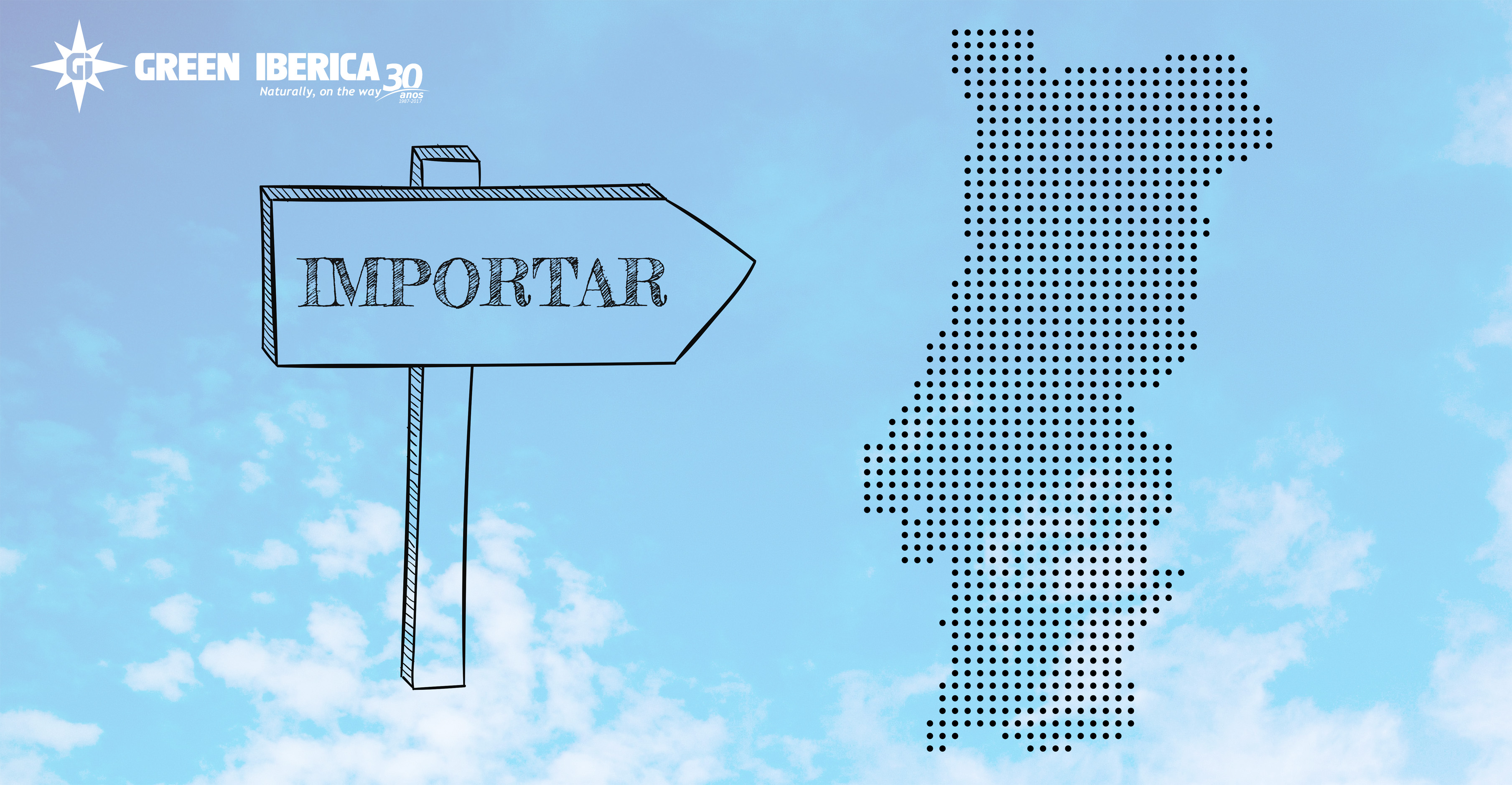 Importações, Importar para Portugal
