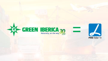 A Green Ibérica é PME Líder 2018