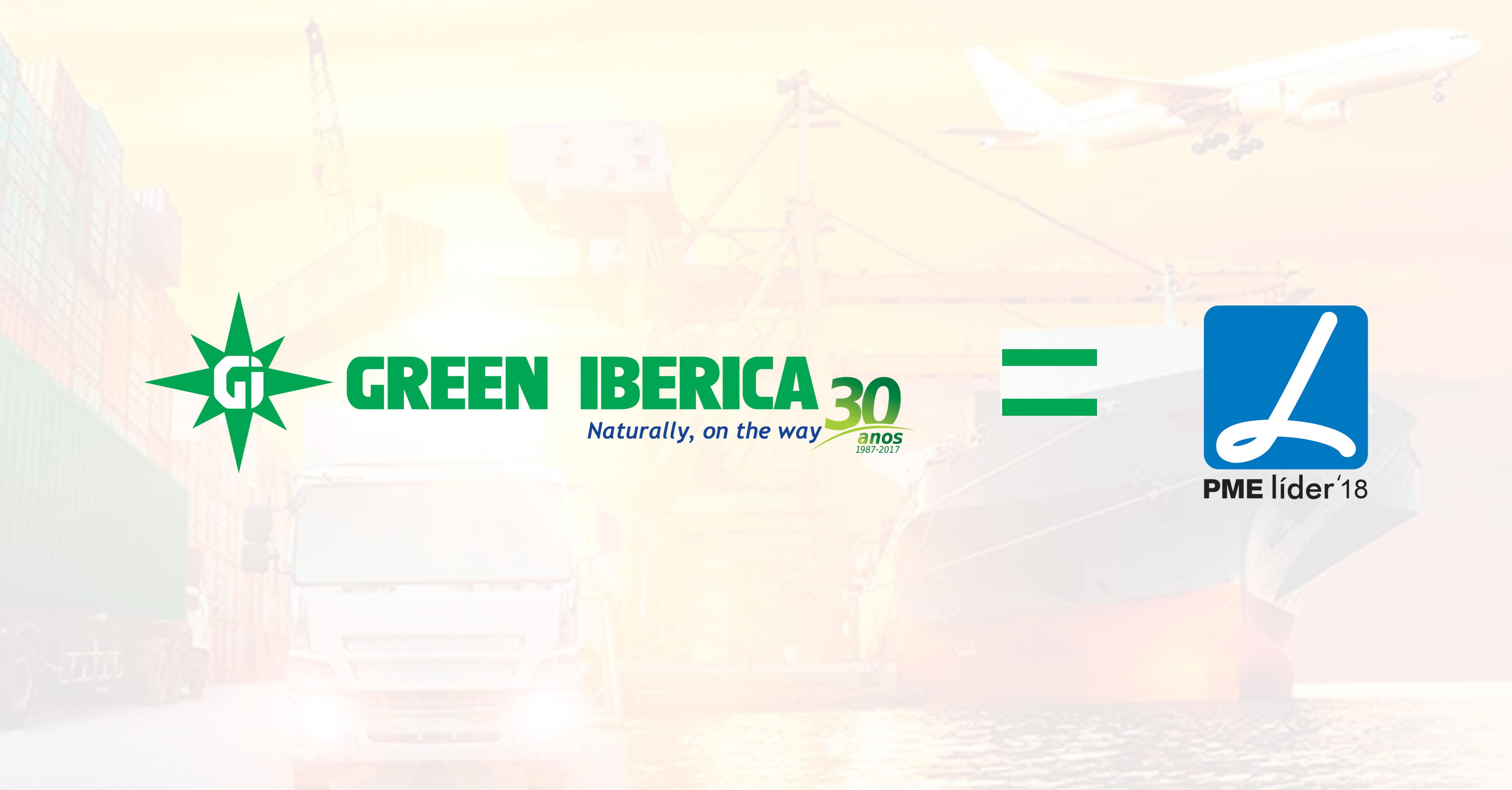 Green Ibérica PME Líder 2018