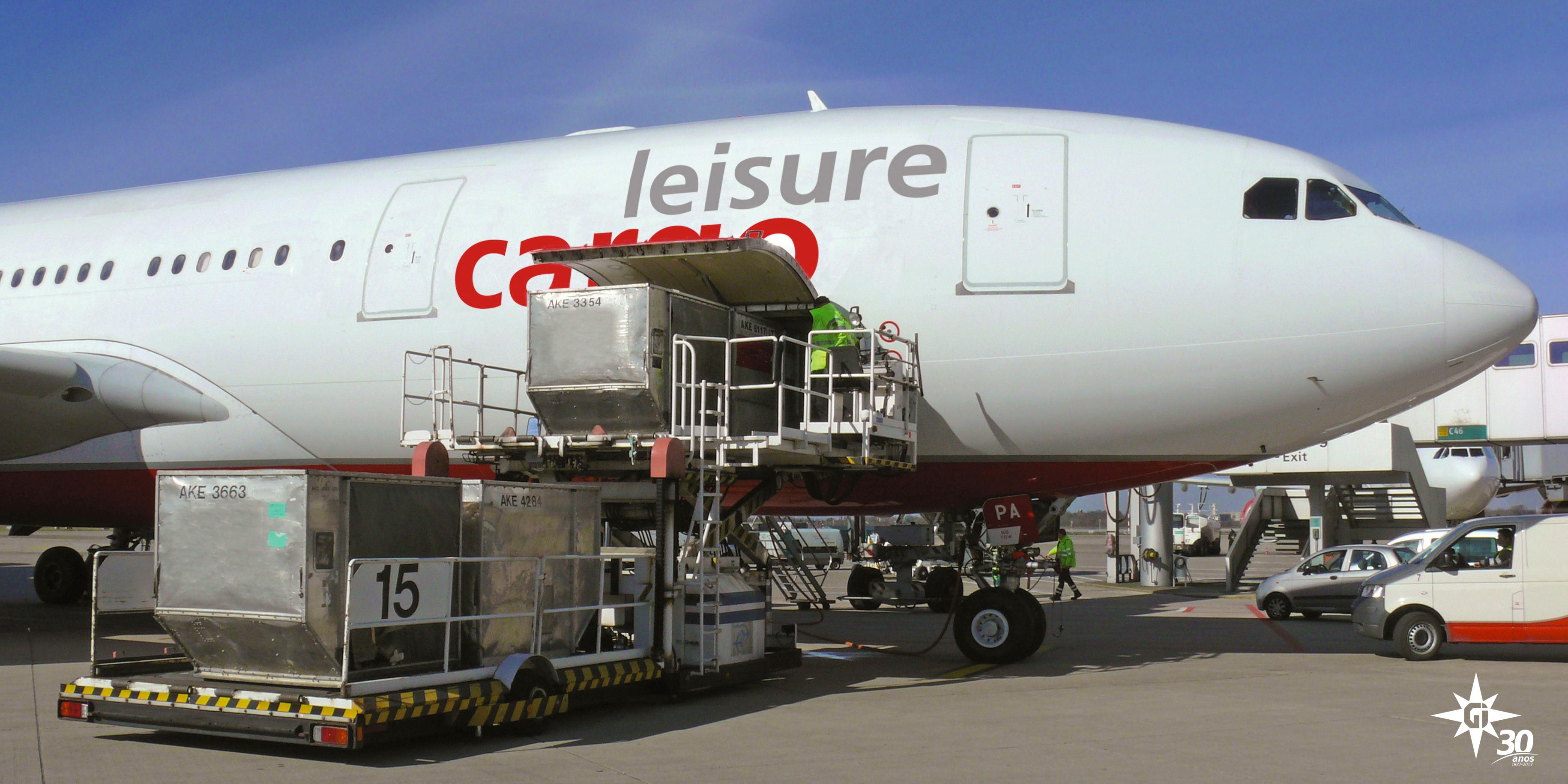 Leisure Cargo Plane