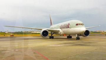 Qatar Airways Cargo: Two Months in Lisbon