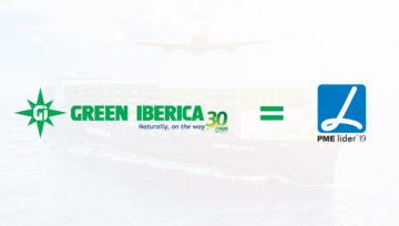 A Green Ibérica é PME Líder 2019