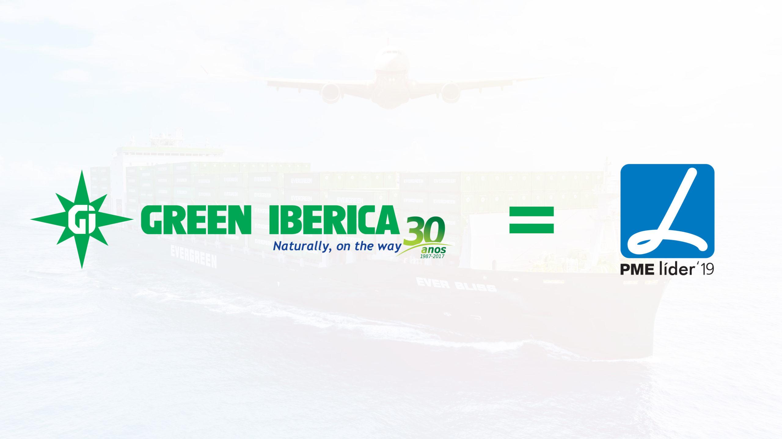 Green Ibérica PME Líder 2019