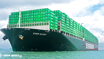 EVERGREEN is the Global Carrier with More Ships Ordered!