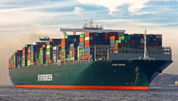 O Ever Given Voltou a Flutuar com Sucesso e os Trânsitos Normalizaram no Canal de Suez